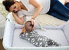 Детская кроватка Lionelo Toon Польша, фото 7