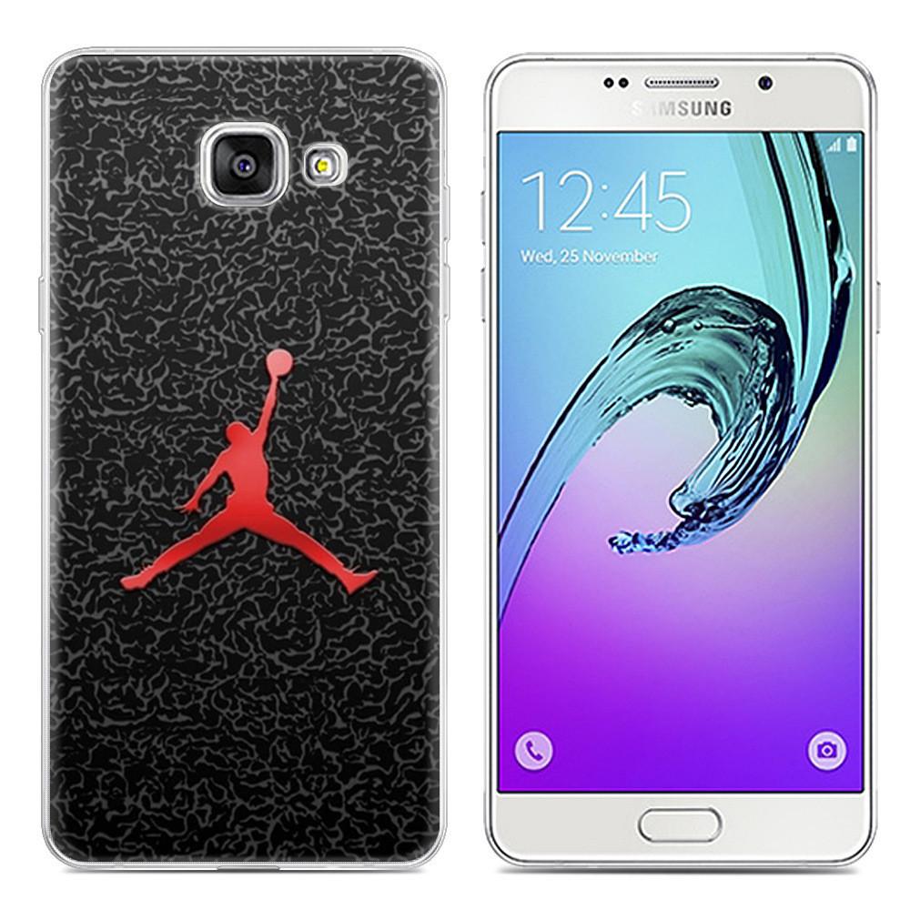 Чехол-накладка TPU Image Sportsman для Samsung Galaxy A5 2017/A520