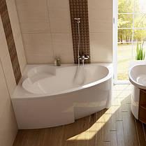 Ванна акриловая Ravak Asymmetric 170х110 левосторонняя, фото 3