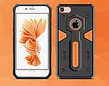 Защитный чехол Nillkin Defender 2 black-orange для Apple iPhone 7 / 8, фото 2