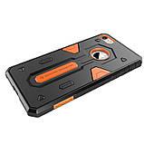 Защитный чехол Nillkin Defender 2 black-orange для Apple iPhone 7 / 8, фото 7