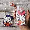 Чехол силиконовый Микки Минни Стич Дак iPhone 8 Plus (8+), фото 3