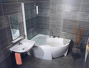 Ванна акриловая Ravak Rosa II 150х105 левосторонняя