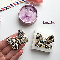 """Брошь """"Butterfly"""" в виде бабочки , фото 1"""