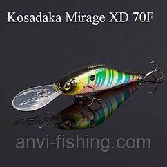 Kosadaka MIRAGE XD 70F