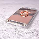 Чохол-накладка TPU Luxury Bear rose gold для Xiaomi Redmi 5A, фото 3