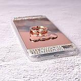 Чохол-накладка TPU Luxury Bear rose gold для Xiaomi Redmi 5A, фото 4