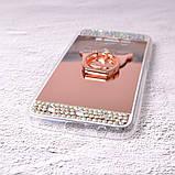 Чехол-накладка TPU Luxury Bear rose gold для Samsung Galaxy S8 (G950), фото 3