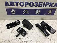 Контакты сдвижной двери левая-правая папка Peugeot Partner 2008-2012 Пежо Партнер