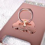 Чехол-накладка TPU Luxury Bear rose gold для Samsung Galaxy Note 8 (N950), фото 6