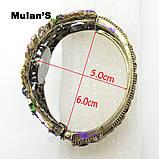 Годинники жіночі браслет Mulan'S Fashion, фото 3