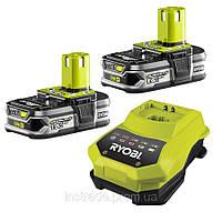 Акумулятори і зарядний пристрій Ryobi RBC18LL15