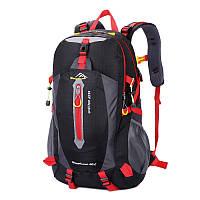 Рюкзак спортивный Mountain black yellow