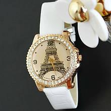 Часы женские Париж Paris 4 цвета white (белый)