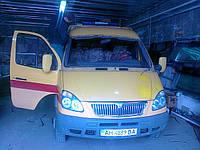 Автостекло лобовое на Газель