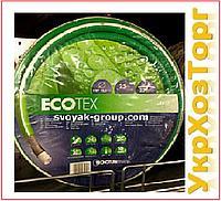 Шланг поливочный Tecnotubi ECOTEX 4 слойный 3/4 50  м