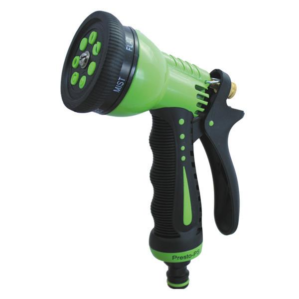 Пистолет-Распылитель для полива Presto 7 режимов метал усиленный