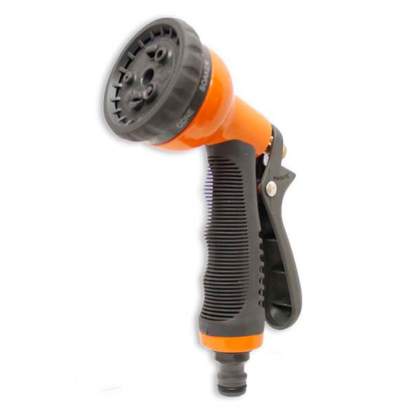 Пистолет-распылитель для полива Presto 8 режимов метал