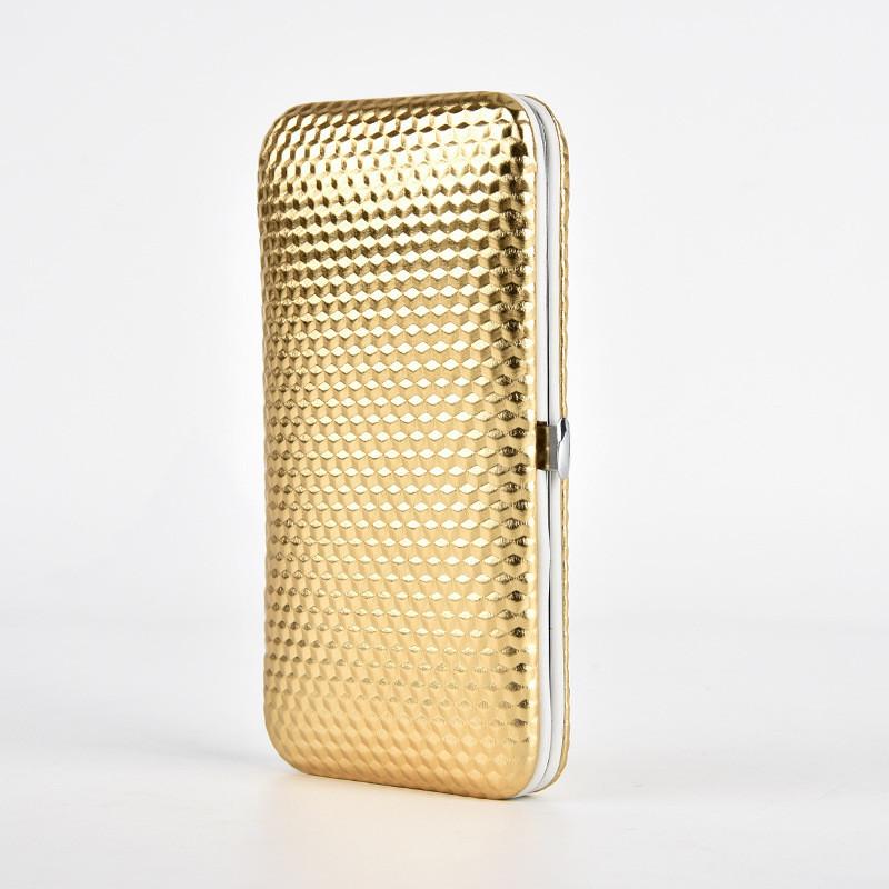 Манікюрний набір жіночий великий Luxury gold