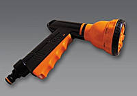 Пистолет на 7 положений пластик
