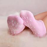 """Шкарпетки з силіконовою підкладкою (зволожуючі Spa шкарпетки) """"Naomi"""", фото 4"""