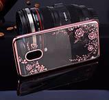 Чехол силиконовый TPU Glaze rose gold для Meizu Pro 6, фото 2