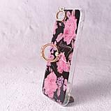 Чехол-накладка TPU Luxury Roses для iPhone 6 / 6S, фото 2