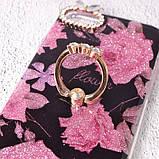 Чехол-накладка TPU Luxury Roses для iPhone 6 / 6S, фото 6