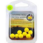 Искусственные бойлы 10mm Boilie Yellow Pineapple & N-Butyric Acid, фото 2