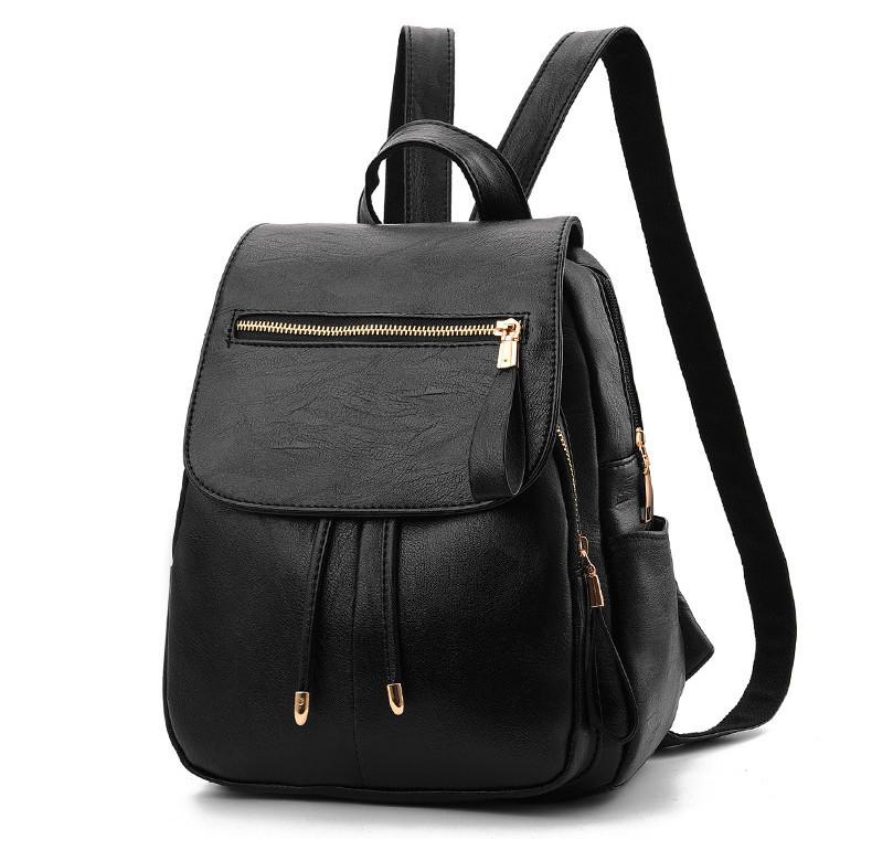 Рюкзак городской женский Ginger Lite black