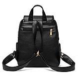 Рюкзак городской женский Ginger Lite black, фото 3