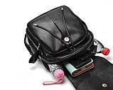 Рюкзак городской женский Ginger Lite black, фото 6
