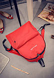 Рюкзак городской Emmi red, фото 2