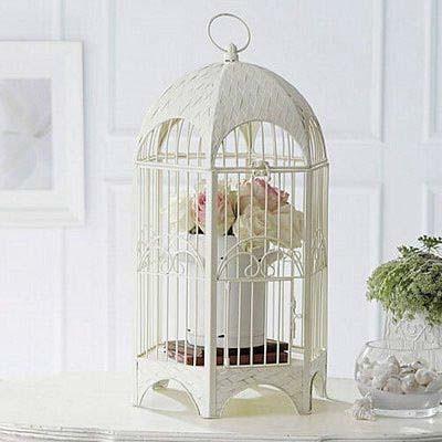 Клетки для птиц декоративные