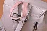 Рюкзак городской женский Moments gray, фото 5