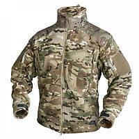 Куртка Helikon-Tex Liberty- Double Fleece Camogrom