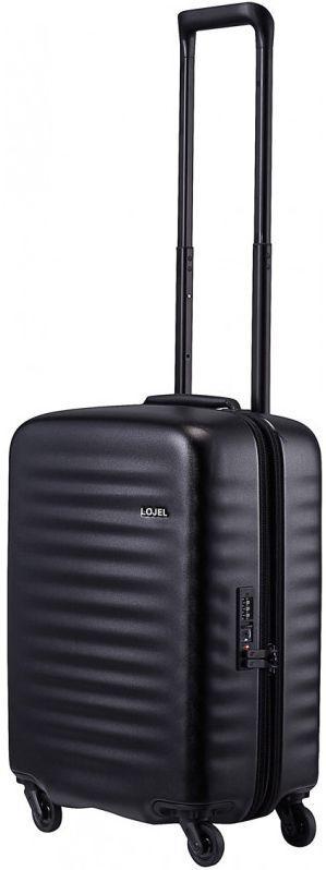 Пластиковый чемодан Lojel Alto Lj-CF1793S_BK, 35 л