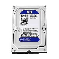 Жесткий диск WD5000AZLX 500Гб