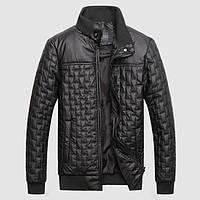 Мужская куртка стеганная, куртка мужская, чоловіча куртка