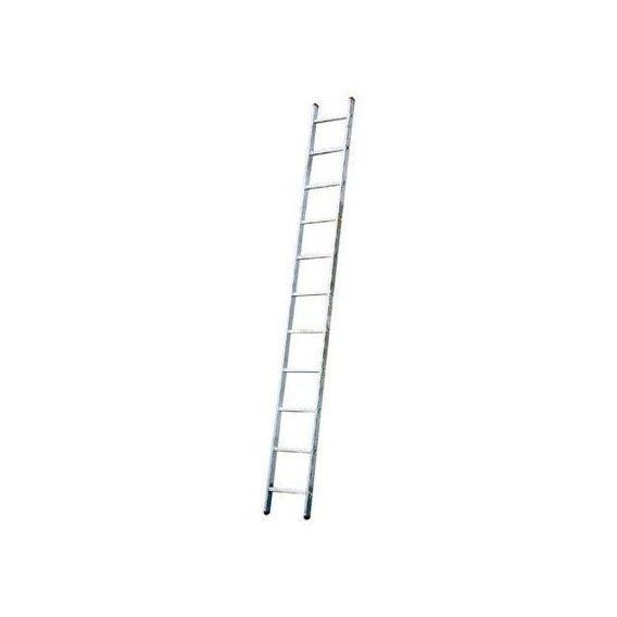 Односекционная лестница Corda® KRAUSE 10 ступеней 010100/010116