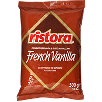 Капучино Ristora French Vanilla, 500г