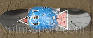 Скейтборд со шлемом KEPAI , фото 2