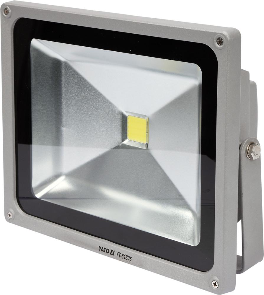 Светодиодный прожектор 50W YATO YT-81806