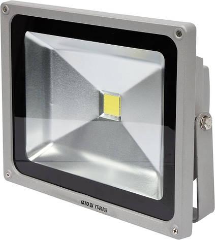 Светодиодный прожектор 50W YATO YT-81806, фото 2