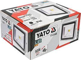 Светодиодный прожектор 50W YATO YT-81806, фото 3