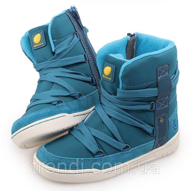 6cd32f3d Высокие детские кроссовки - луноходы UOVO, 33 размер: продажа, цена ...