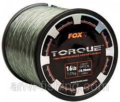 FOX монофильная леска Torque