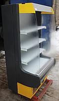 Холодильный стеллаж Регал «Росс Modena» 1 м. (Украина), хорошее состояние Б/у , фото 1