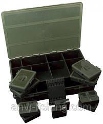 FOX набор коробок Royale Large