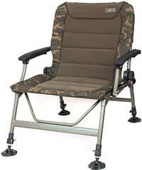 FOX камуфляжное карповое кресло R2 Стандарт
